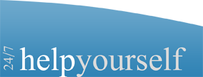 24/7 Help Yourself Logo