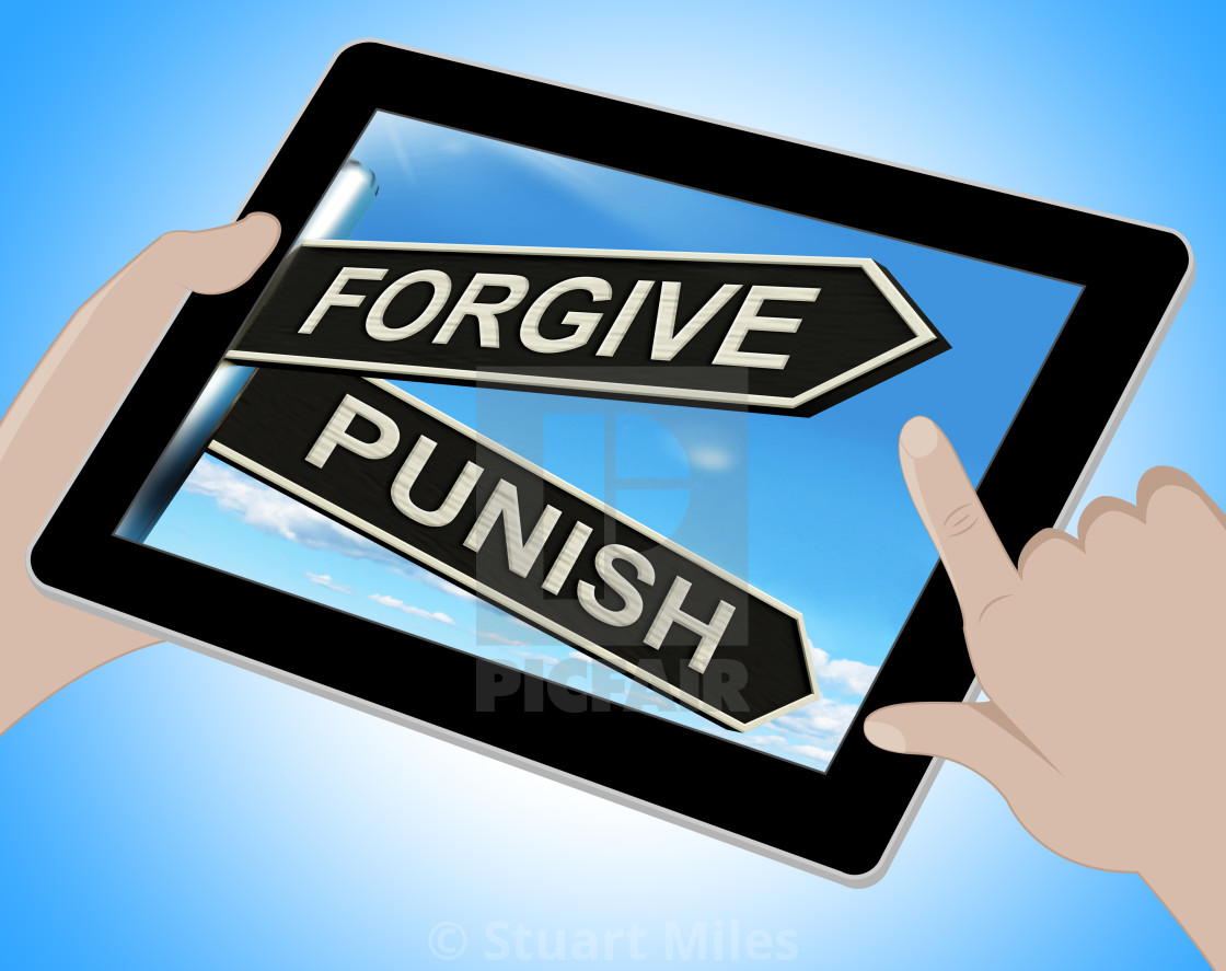 Is forgiveness just permission to drink again